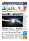 Deník Prosinec 2019
