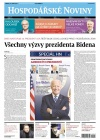 Hospodářské noviny Leden 2021