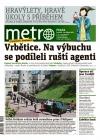Metro 19. 4. 2021