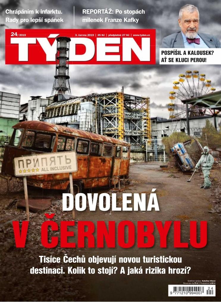 e4e1be8ba Týden předplatné - Časopisy - Magaziny.cz