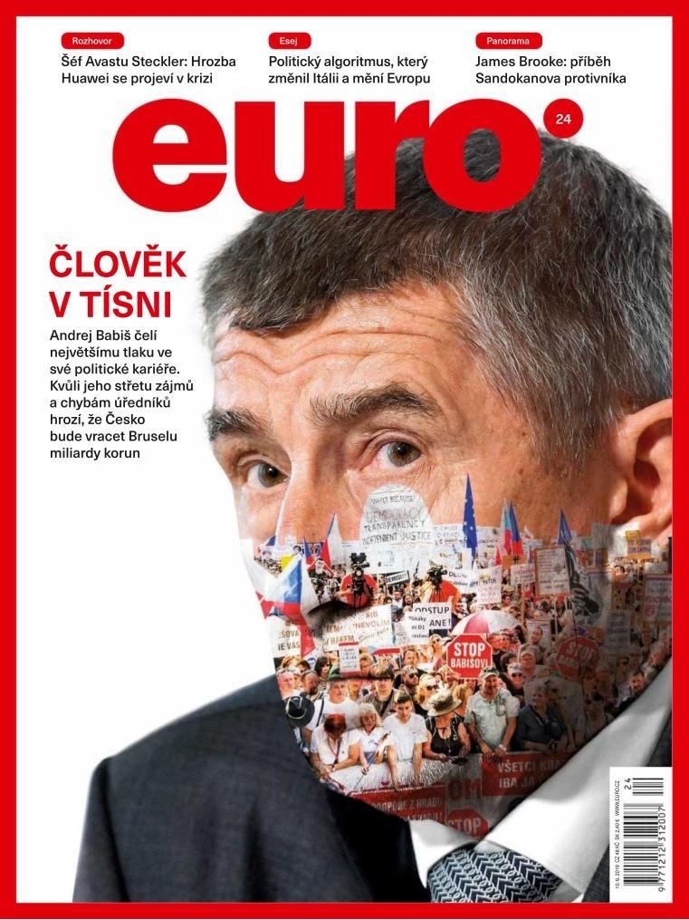 f7669288f Euro předplatné - Časopisy - Magaziny.cz