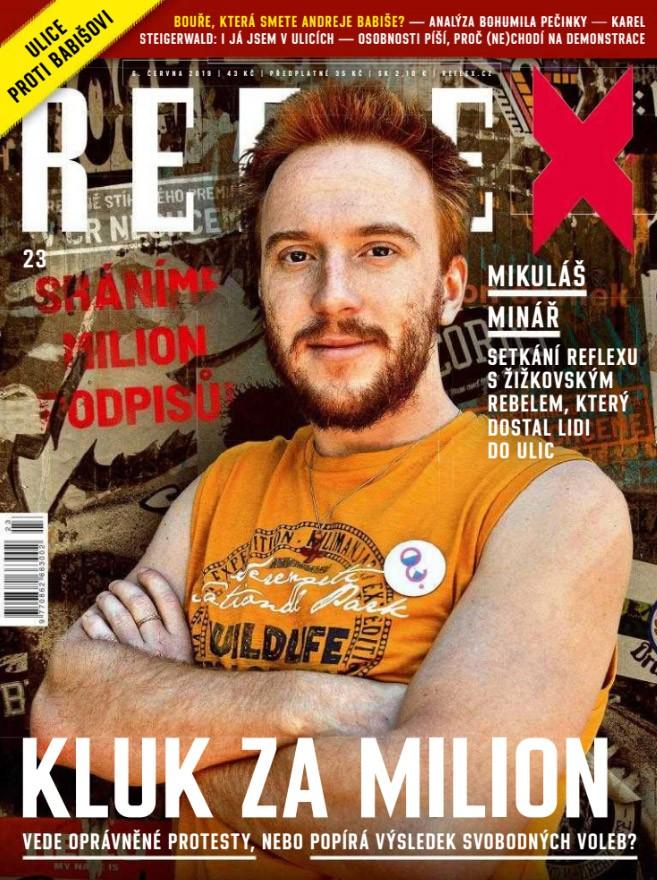 ebc0de1eb Reflex předplatné - Časopisy - Magaziny.cz